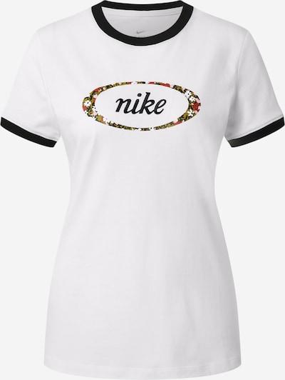 Nike Sportswear Shirt in weiß, Produktansicht