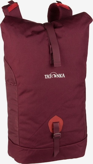 TATONKA Rucksack ' Grip Rolltop ' in dunkelrot, Produktansicht
