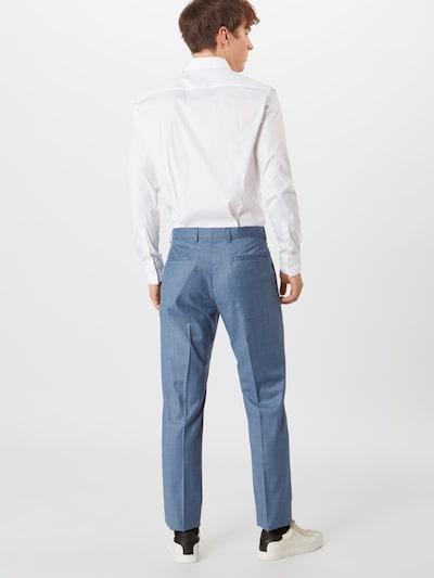 STRELLSON Anzug in royalblau: Rückansicht