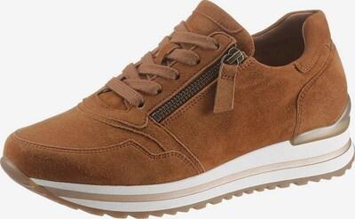 GABOR GABOR-Sneaker in hellbraun, Produktansicht