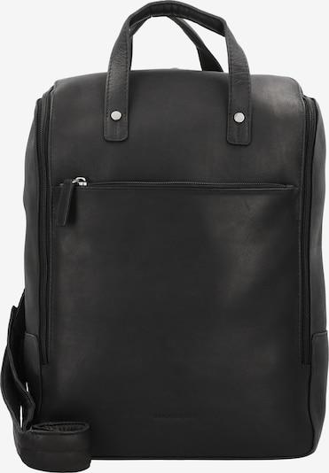 Harold's Rucksack 'Campo' in schwarz, Produktansicht