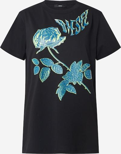 Tricou 'Daria' DIESEL pe negru, Vizualizare produs