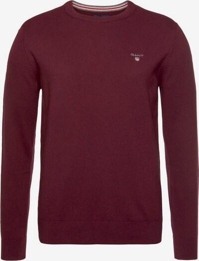 GANT Pullover in weinrot, Produktansicht