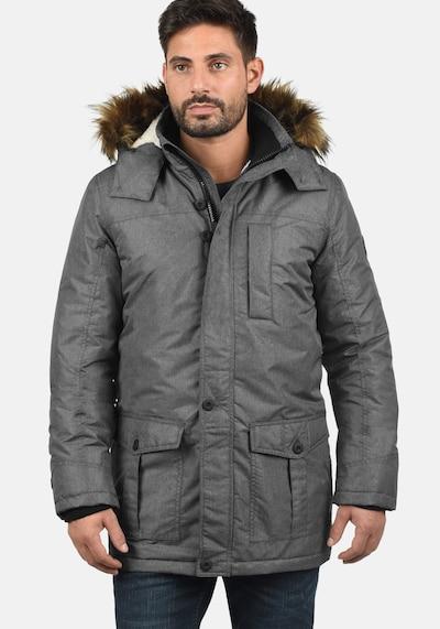 !Solid Winterjacke in grau, Produktansicht