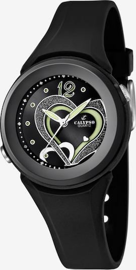 CALYPSO WATCHES Quarzuhr 'K5576/6' in schwarz, Produktansicht