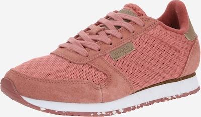 WODEN Sneaker 'Ydun Suede' in rot / weiß, Produktansicht