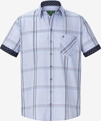 Charles Colby Overhemd in de kleur Lichtblauw / Gemengde kleuren, Productweergave