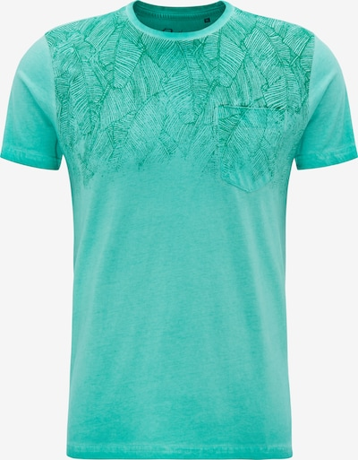 Petrol Industries T-Shirt in jade: Frontalansicht