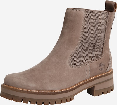 TIMBERLAND Chelsea Boots 'Courmayeur Valley' in taupe, Produktansicht