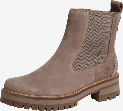 TIMBERLAND Chelsea boots 'Courmayeur Valley' in de kleur Taupe, Productweergave
