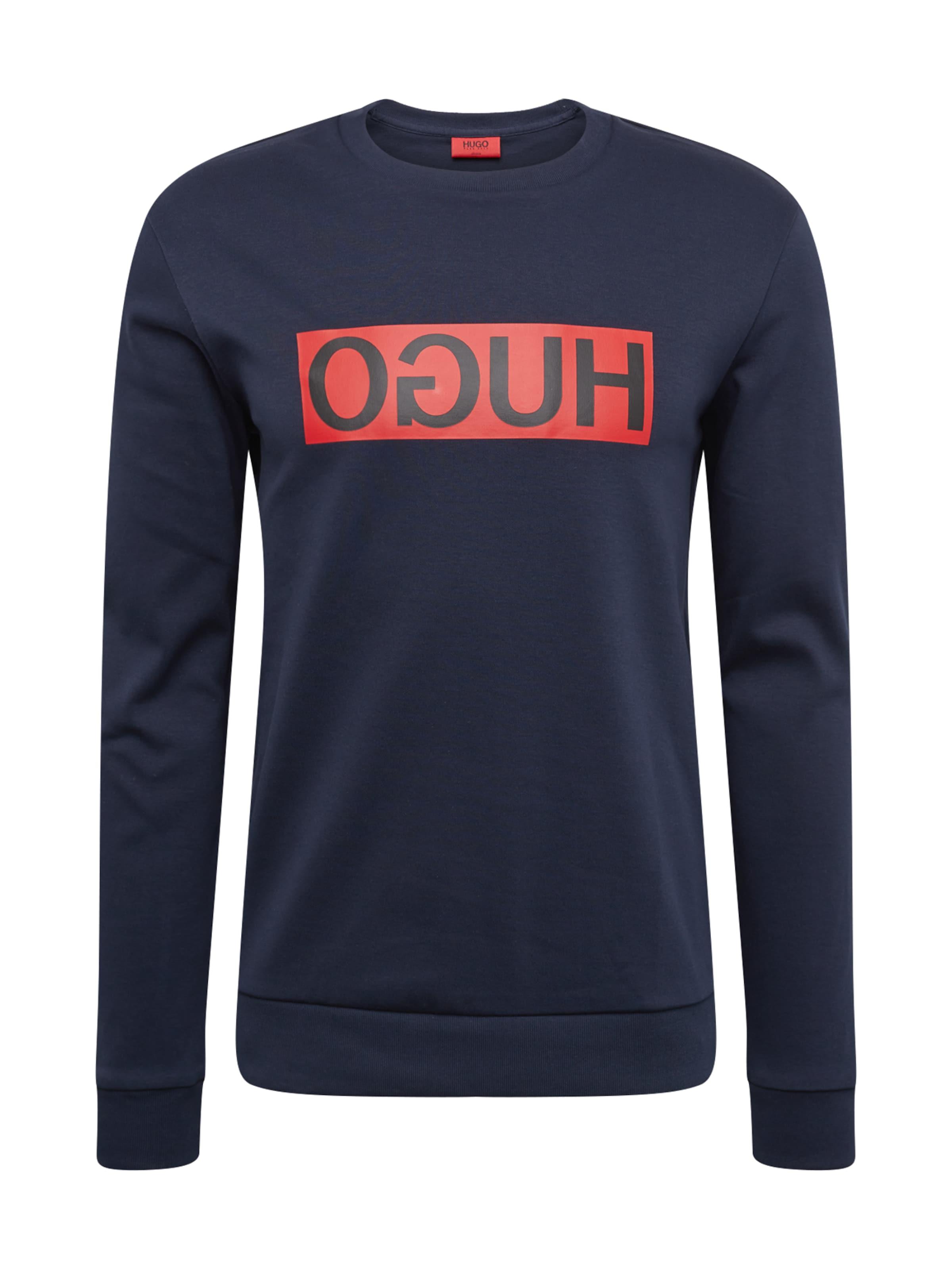 Sweat 01' Foncé 'dicago194 En shirt Hugo Bleu 10184534 OwikXTPuZ