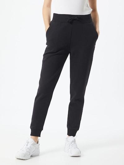 Tommy Jeans Hose in schwarz, Modelansicht