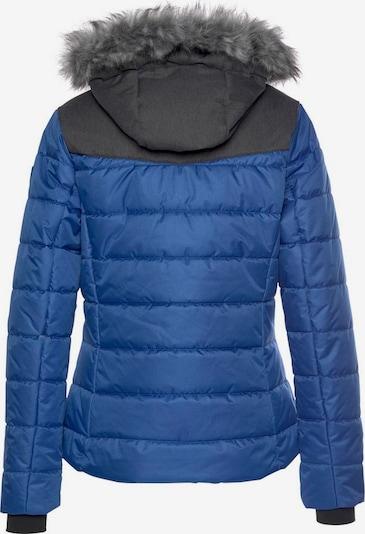 ICEPEAK Skijacke 'Pride' in blau / dunkelgrau, Produktansicht