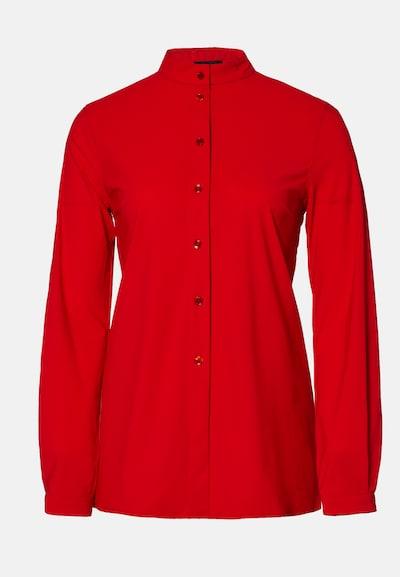 EVITA Blouse in de kleur Rood: Vooraanzicht