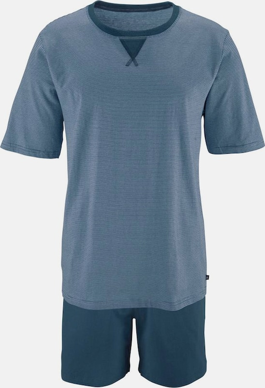 H.I.S Pyjama, kurz