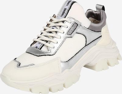 BRONX Sneaker 'Tayke-Over' in silber / weiß, Produktansicht