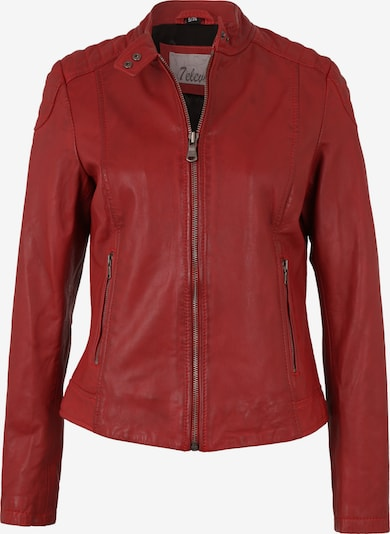 7ELEVEN Jacke 'Raffi' in rot, Produktansicht