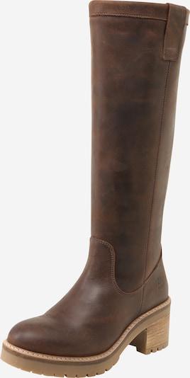 BULLBOXER Stiefel in dunkelbraun, Produktansicht