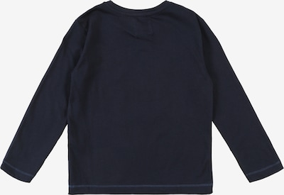 STACCATO Sweatshirt in navy: Rückansicht