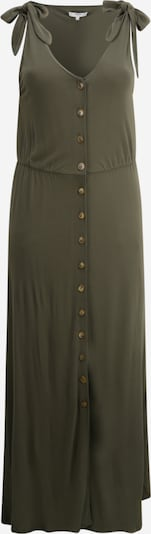 ABOUT YOU Curvy Kleid 'Emma' in khaki, Produktansicht