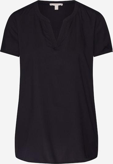 ESPRIT Bluse '45s VISCOSE Eco' in schwarz, Produktansicht