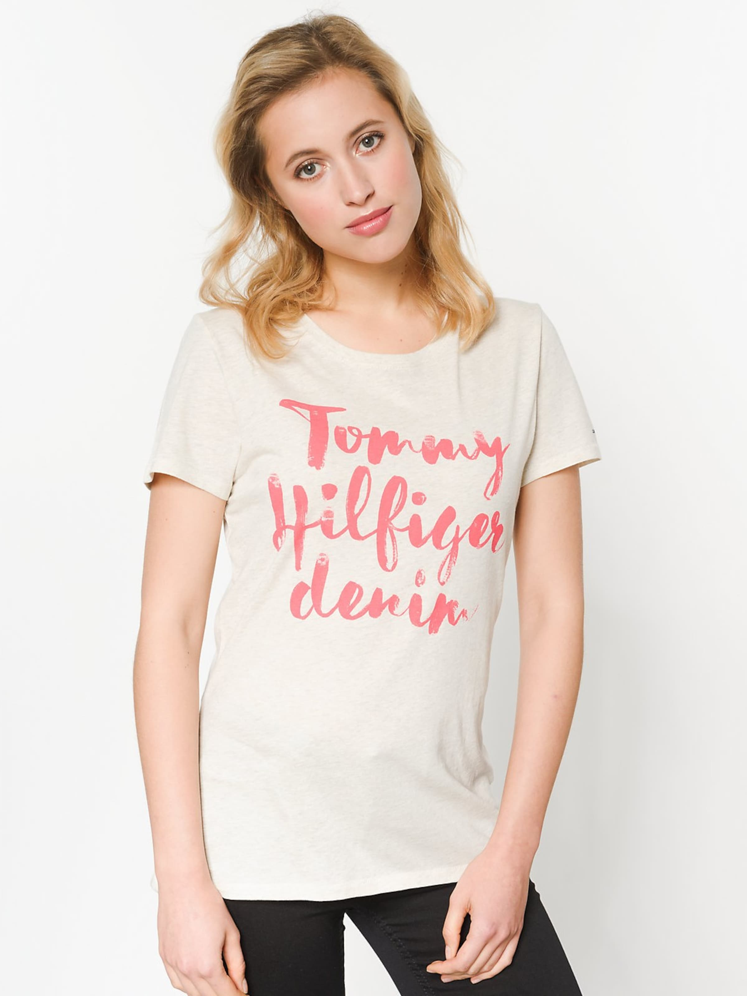 Tommy Jeans T-Shirt Billig 100% Original Verkauf Freies Verschiffen Wzzl1auPZU