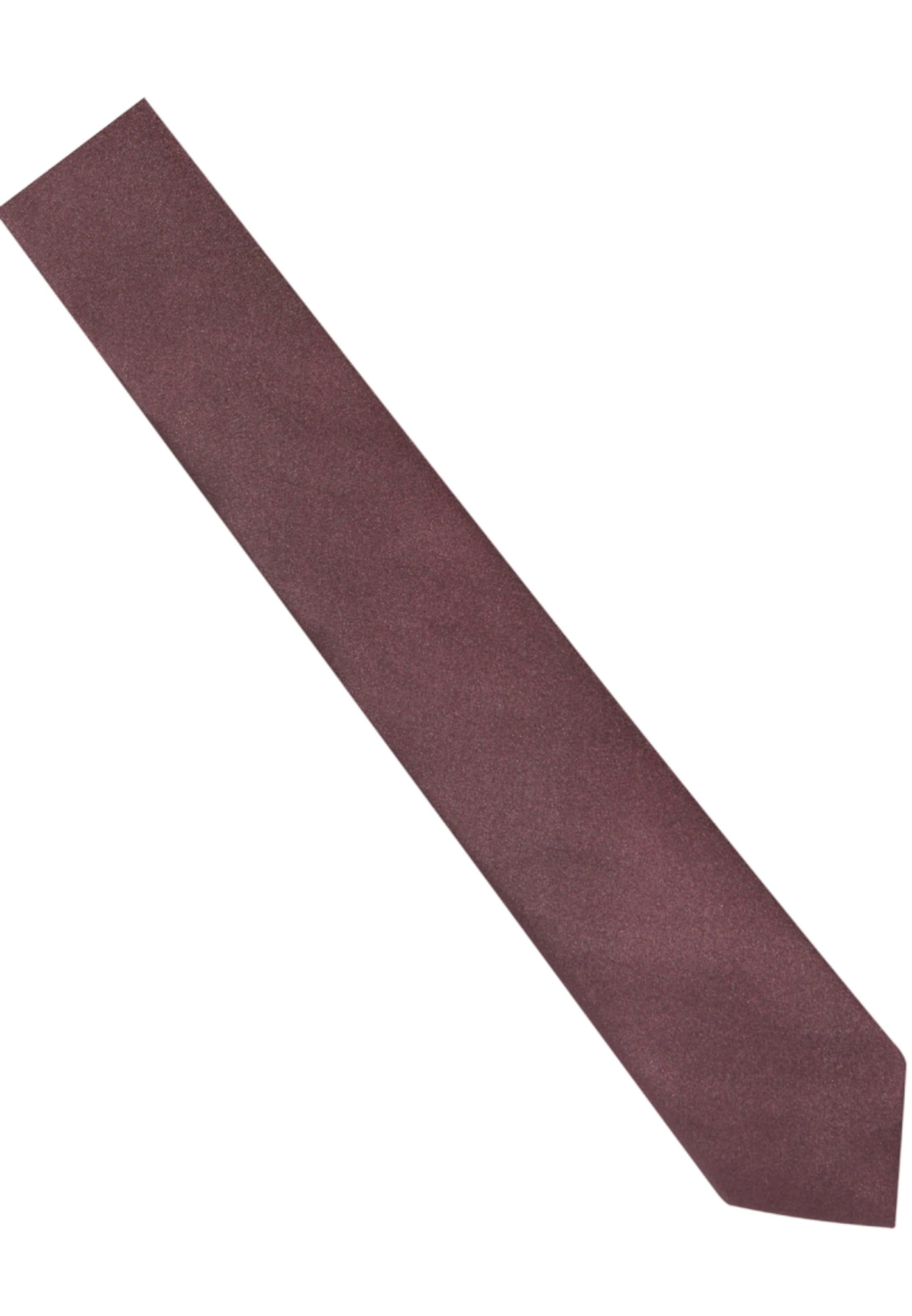 Seidensticker Blutrot In ' Slim Krawatte ARc453Lqj