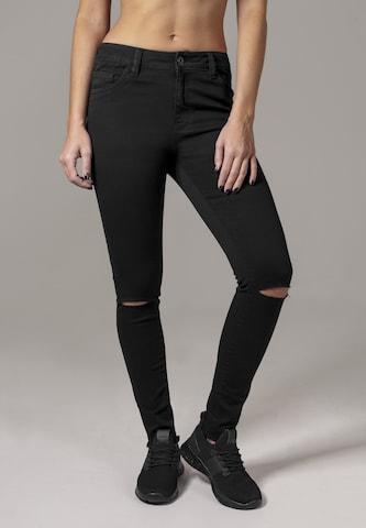 Urban Classics Jeans in Black