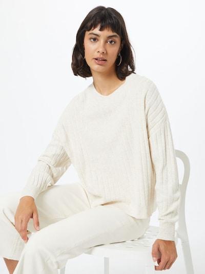 ONLY Sweter 'Tessa' w kolorze kamieńm, Podgląd na modelu(-ce)