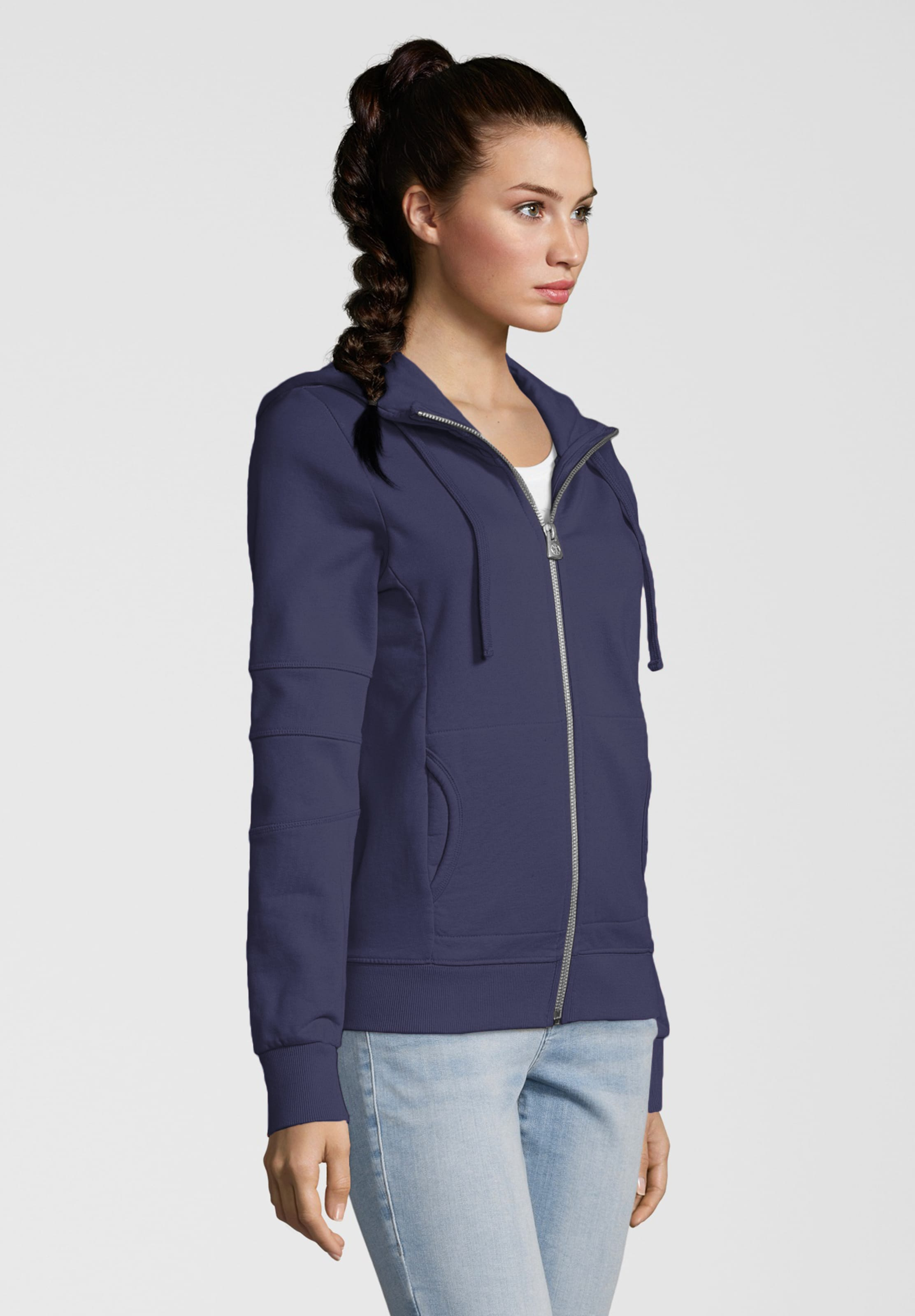 Life Kapuzensweatjacke Shirts For Navy 'aline' In E2ID9WH