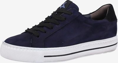 Paul Green Sneaker in kobaltblau, Produktansicht