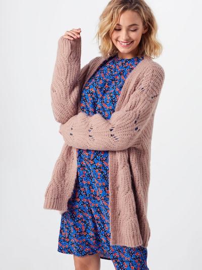 rózsa ABOUT YOU Oversize dzseki 'Fiona', Modell nézet