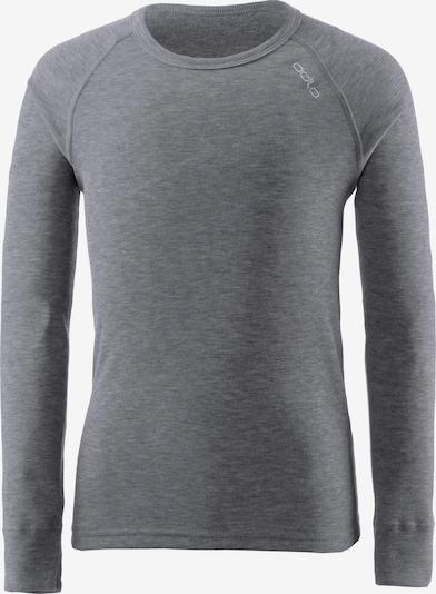 ODLO Langarmshirt in grau, Produktansicht