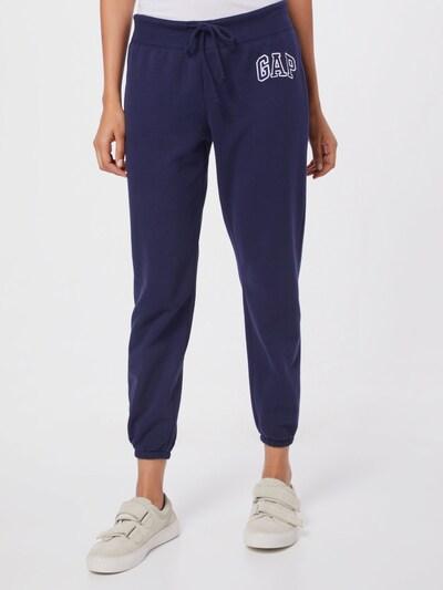 GAP Pantalon en bleu marine: Vue de face