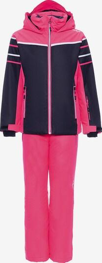 CMP Skiset in rosa, Produktansicht
