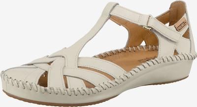 PIKOLINOS Sandalen in beige / honig, Produktansicht