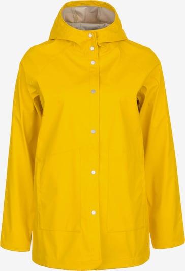 Herschel Regenjacke in gelb, Produktansicht