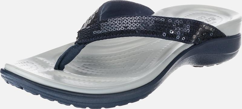 Crocs | Zehentrenner 'Capri V Sequin W'