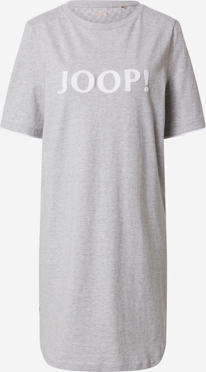 JOOP! Bodywear Schlafshirt in graumeliert, Produktansicht
