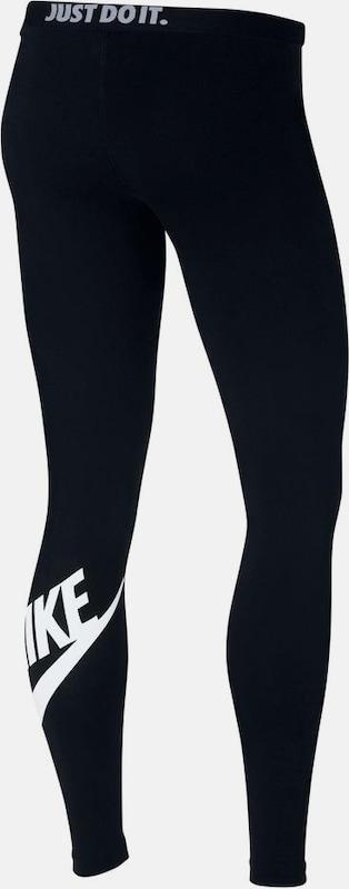 Nike Sportswear Leggings NSW LGGNG LEGASEE LOGO EXT PLUS SIZE