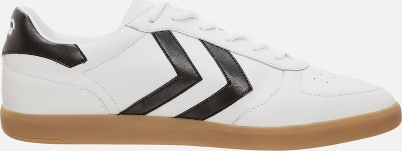 Hummel |  Victory Leather Leather Leather  Sneaker 260867