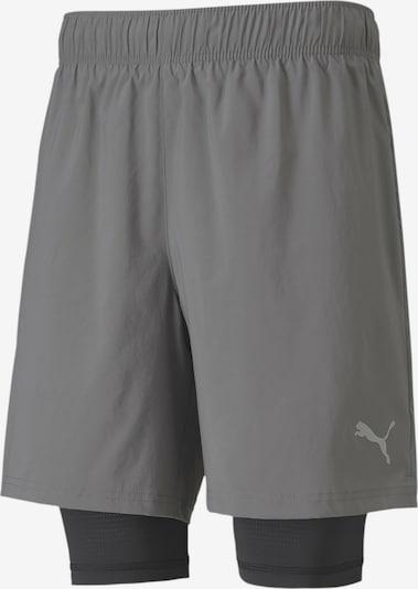 PUMA Shorts in grau, Produktansicht