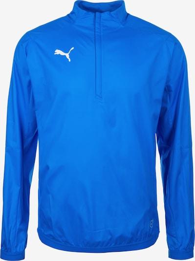 PUMA Sportsweatshirt 'Liga' in de kleur Blauw, Productweergave