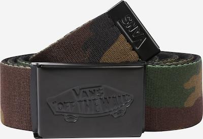 VANS Gürtel 'MN SHREDATOR II' in braun / khaki, Produktansicht