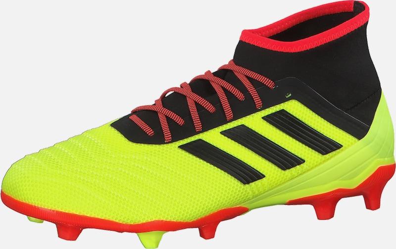 adidas predator 18.2 fg schwarz größe 45 1 3
