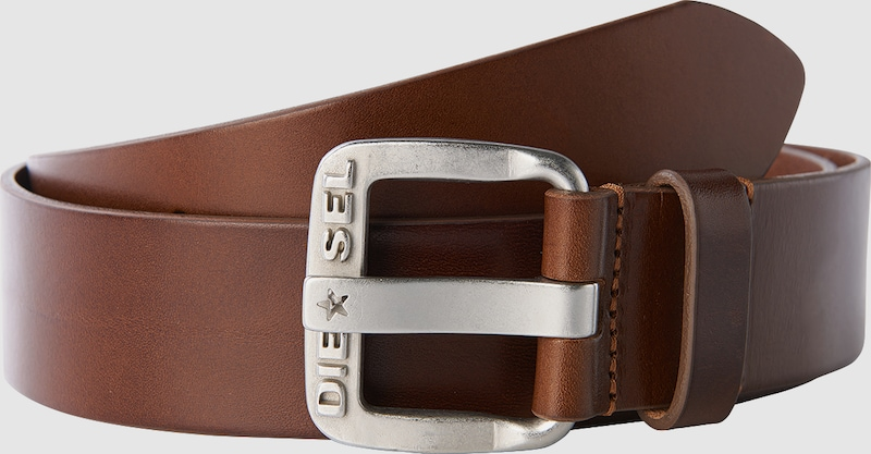 Diesel Leather Belt B-star