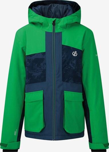 DARE 2B Winterjacke 'ESTEEM' in dunkelblau / grün, Produktansicht