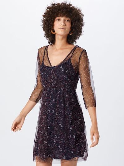 Kokteilinė suknelė 'Celestine' iš ABOUT YOU , spalva - tamsiai mėlyna / raudona: Vaizdas iš priekio