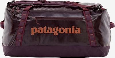 PATAGONIA Reisetasche 'Black Hole' in lila, Produktansicht