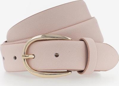 VANZETTI Gürtel in rosé, Produktansicht
